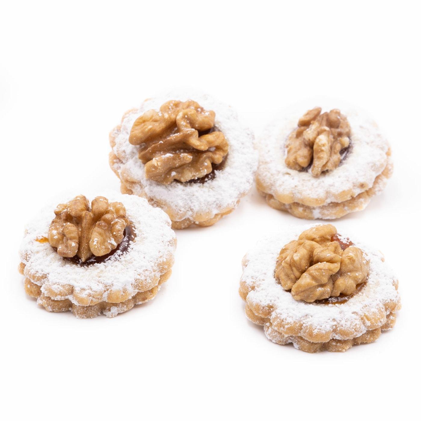 Walnut rings