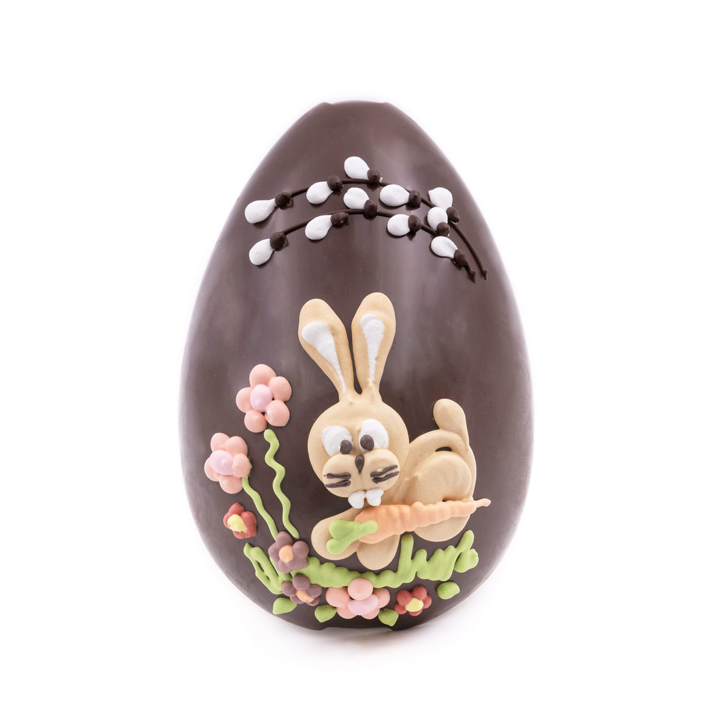 Chocolate egg-dark